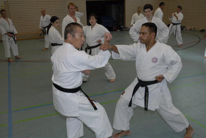 Tashi Kiyoshi Yamazaki and Shihan Minithanthri